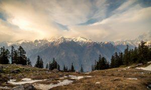 Kuari pass – A gateway to heaven