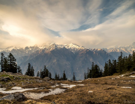 Kuari pass trek – A first Himalayan trek story
