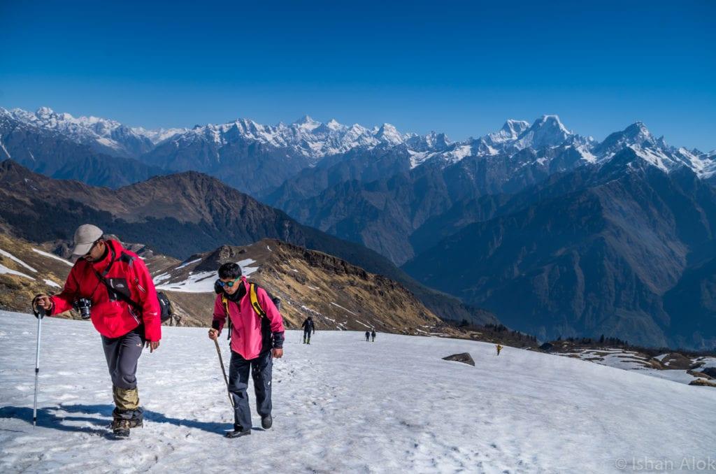 Pangarchulla Peak Kuari pass uttarkhand kuari pass trek