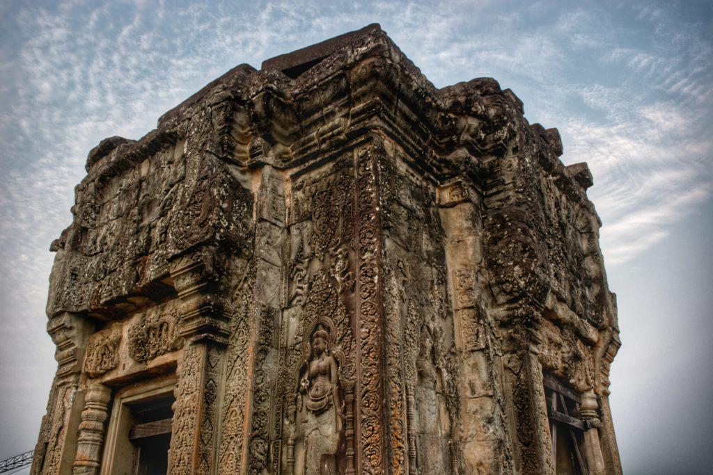 Phnom Bekang temple