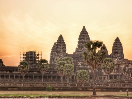 Highlight of Cambodia – Angkor Wat temples