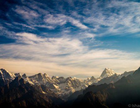 Auli, Uttarakhand – A sleepy little skiing town in the lap of Himalayas