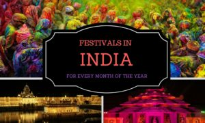 Festivals in India for every month of the year