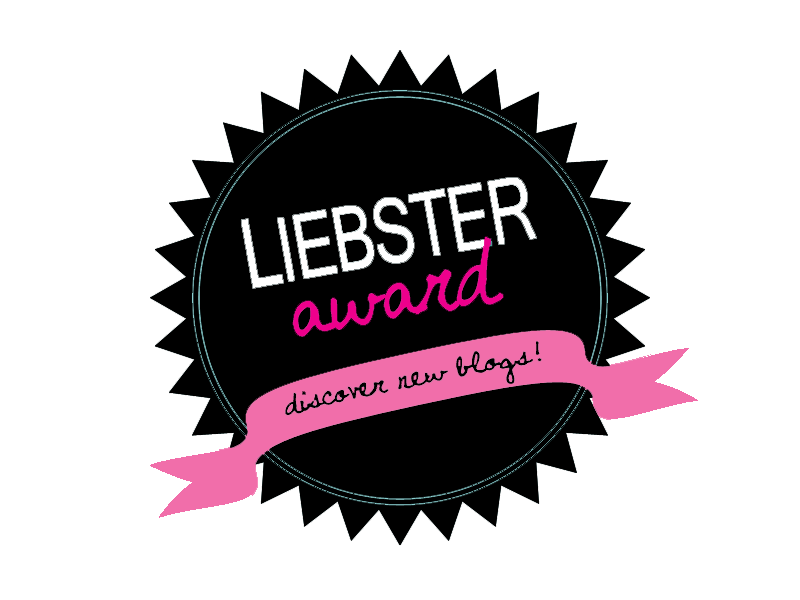 Kickstarting the new year with Liebster award nomination • THE ...