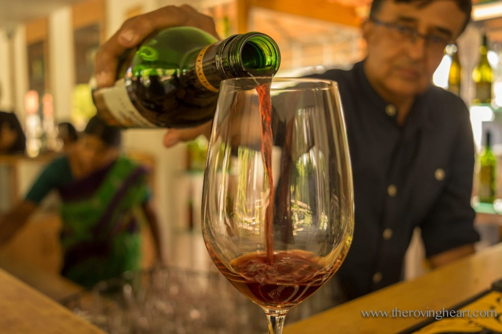 Regnan sweet - Shiraz Red wine hertiage winery travel photography tips