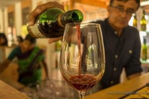 Regnan sweet - Shiraz Red wine