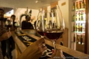 Regnan sweet Shiraz Red Wine heritage winery