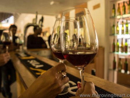 Wines: The art of wine making and tasting – Heritage Winery: The Roving Heart