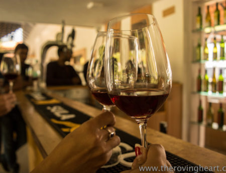 Wines : The art of wine making and tasting – Heritage Winery: The Roving Heart