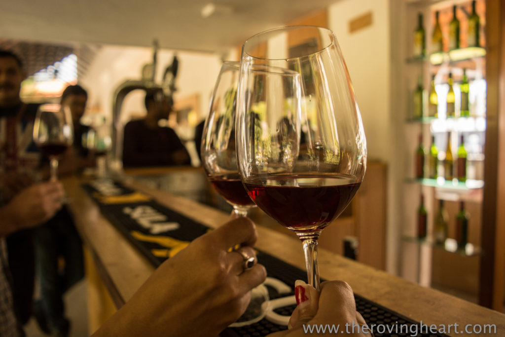 Learn the Art of Wine Making and Tasting at Heritage Winery