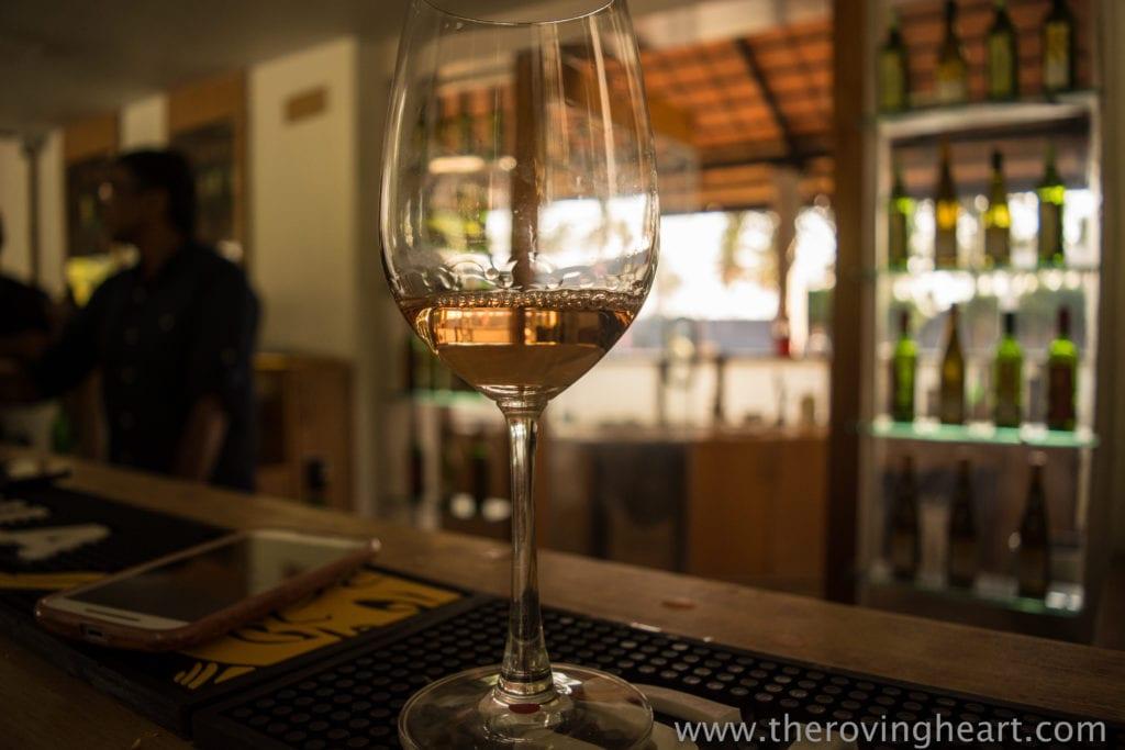 Chenin Blanc White Wine Heritage Winery mysore road