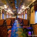 Madira Bar Golden chariot luxury train