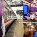 Luxury on Wheels: The Golden chariot train