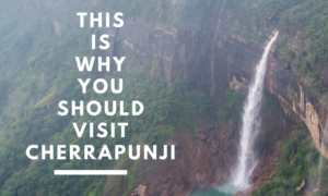 This Is Why You Should Visit Cherrapunji