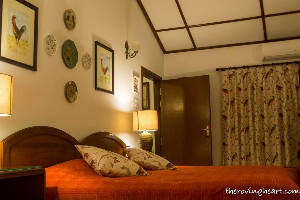 Room Silver tips bungalow Wild Mahseer