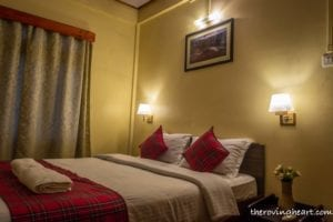 Rooms in Cafe cherrapunji