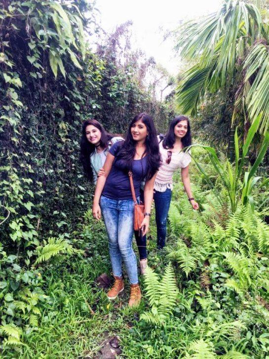 Wild Mahseer Botanic trail