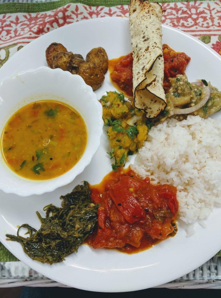 Assam food wild mahseer
