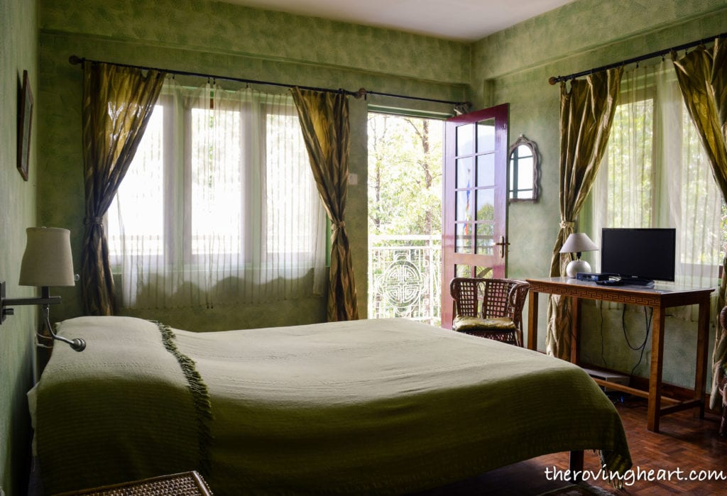 room bamboo retreat gangtok hotels