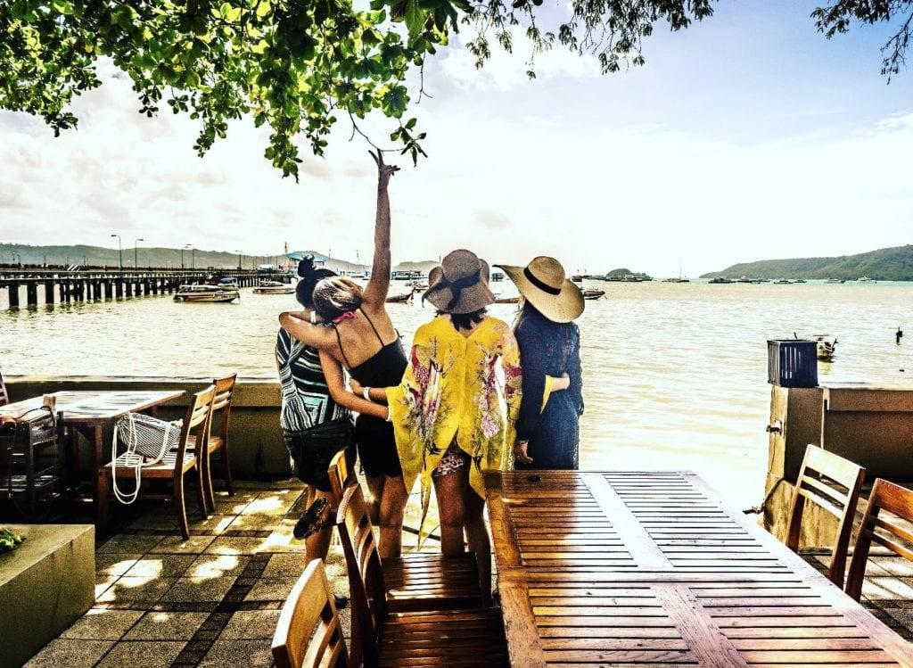 great girly getaway thailand