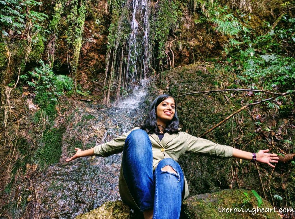 Sacred forest Mawphlang Meghalaya