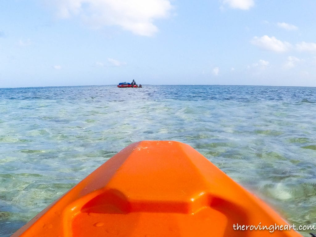 kayaking maafushi maldives budget