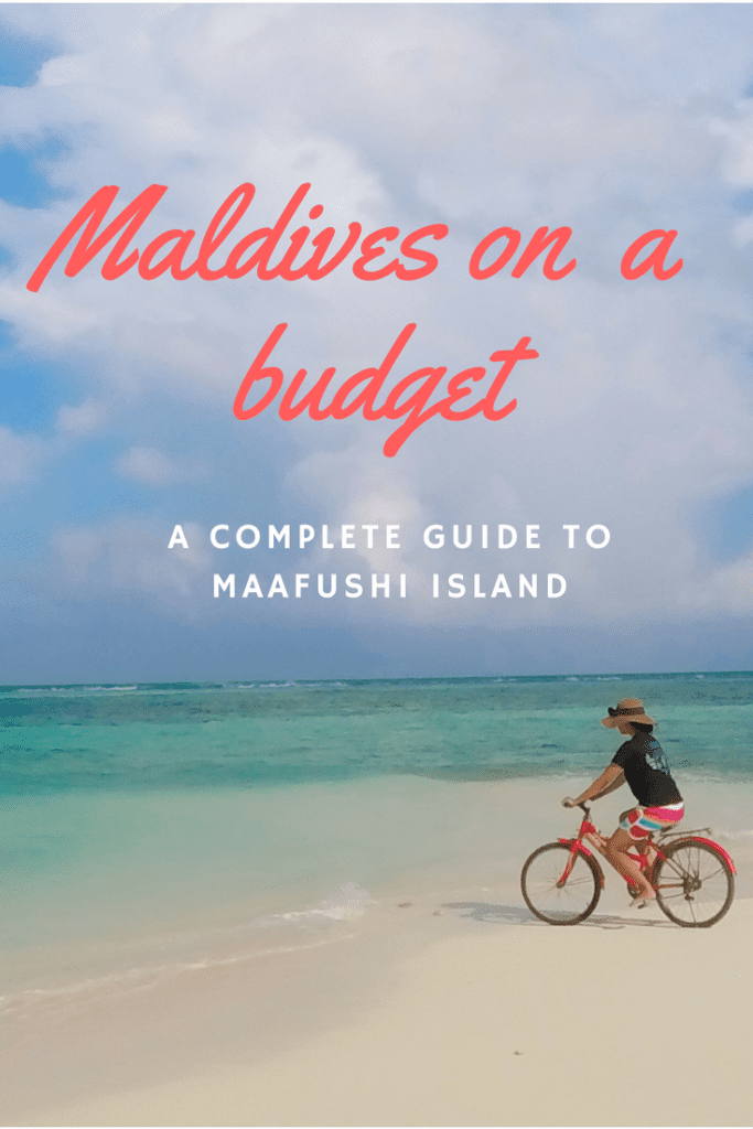 Maldives on a budget maafushi