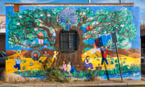 The art culture of Santa Fe: The Roving Heart