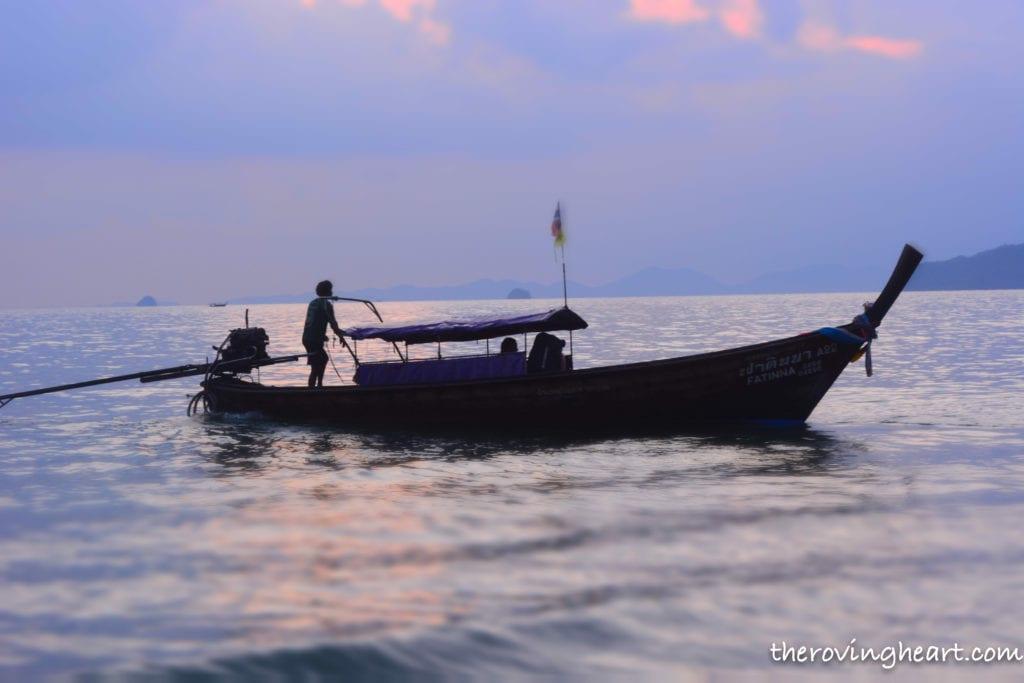 railay long tail boats krabi thailand travel photography tips
