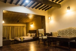 one earth royale hotel mussourie in a day
