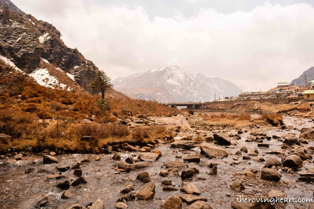 Gangtok shiv mandir tsomgo lake