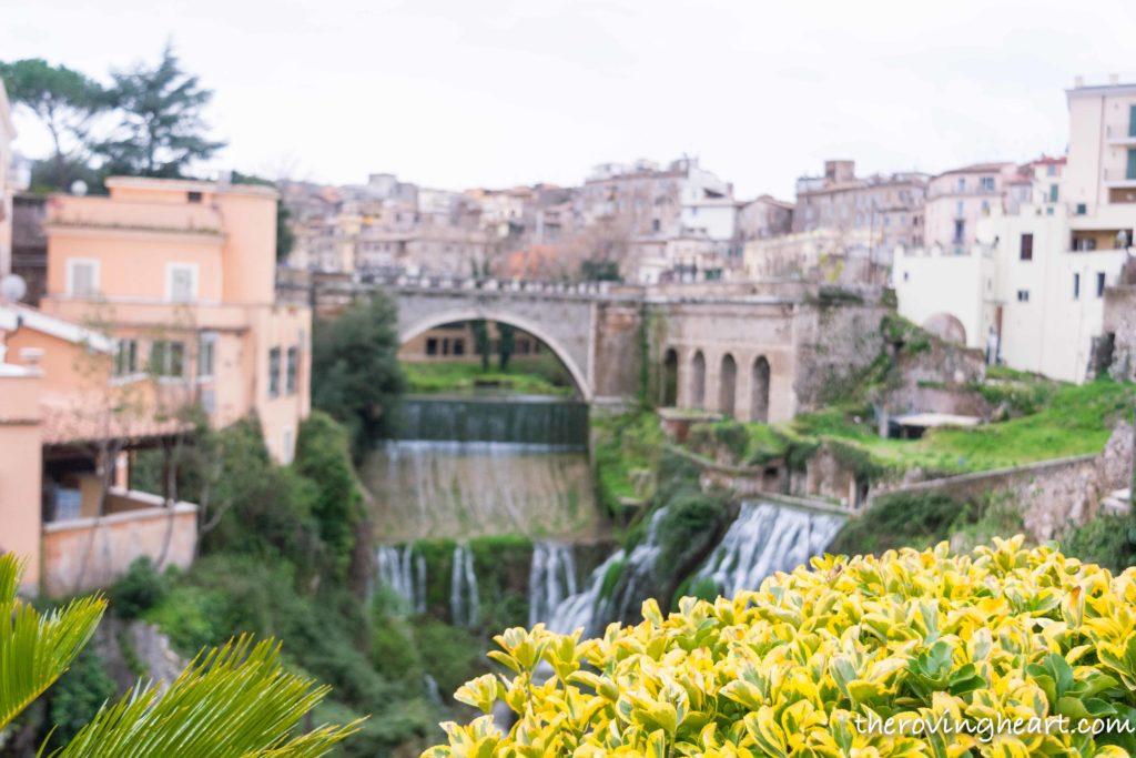 Tivoli Italy Renaissance Villas Gardens Near Rome The