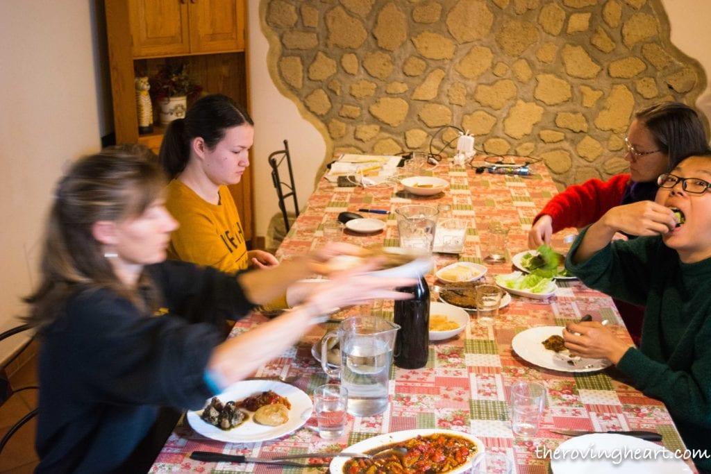 workaway international europe Italy, workaway experience