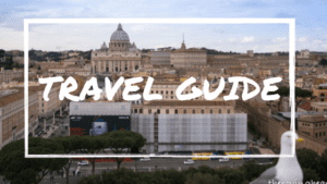 travel guides cover
