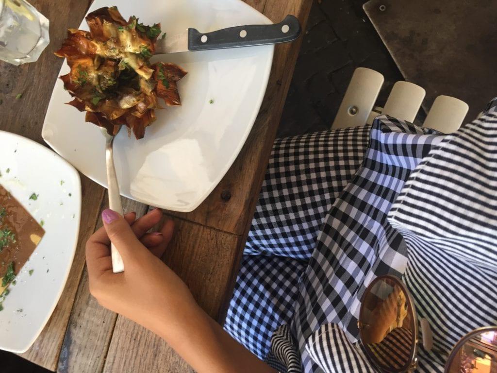 artichokes, popular italian food, italian food by region, italian specialty foods