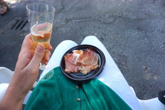 Prosciuttodi Parma, popular italian food, italian food by region, italian specialty foods