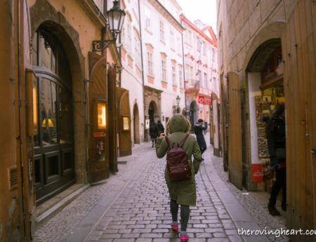 Fun 15 Day Backpacking Europe Itinerary in Winter