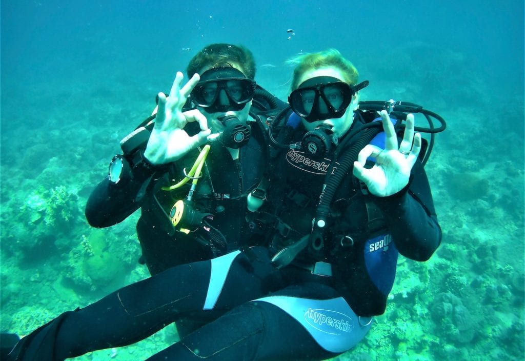 Diving in Nha Trang, Vietnam, unique bucket list ideas, cool bucket list ideas