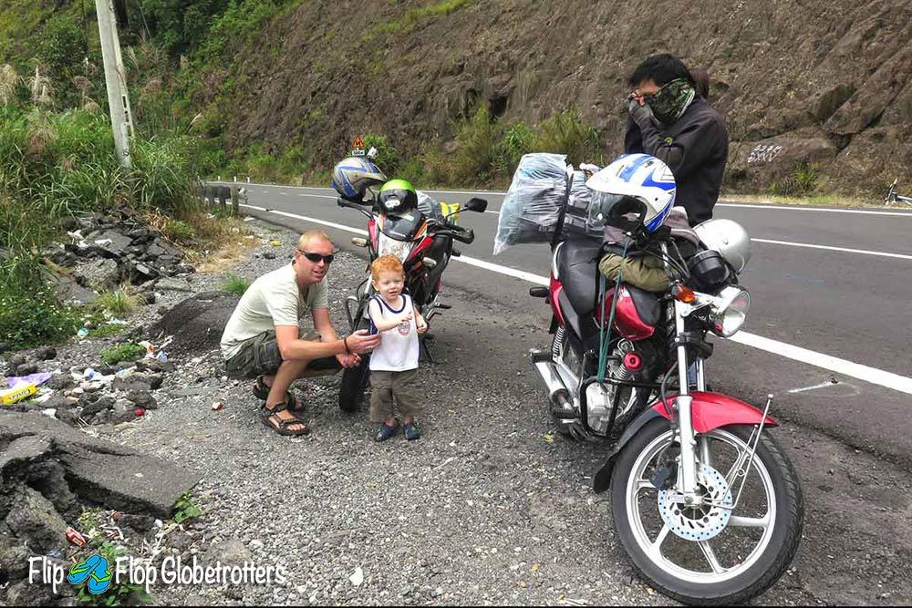 Easy Rider tour Vietnam, unique bucket list ideas, cool bucket list ideas
