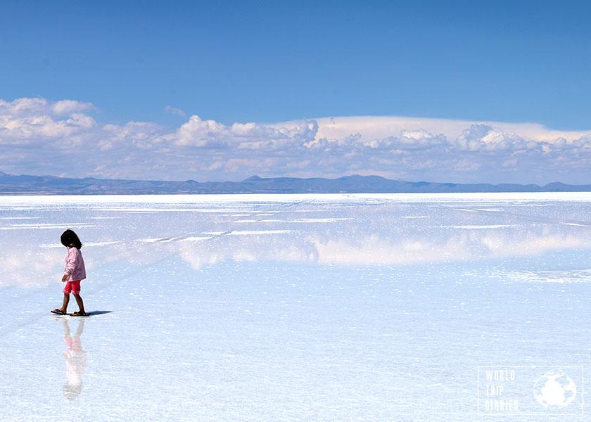 Uyuni Salt Flats in Bolivia, unique bucket list ideas, cool bucket list ideas