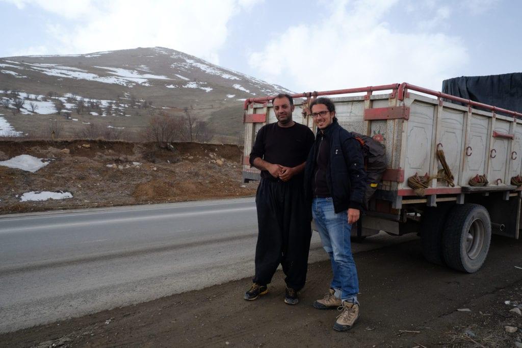 hitch hiking in iran, unique bucket list ideas, cool bucket list ideas