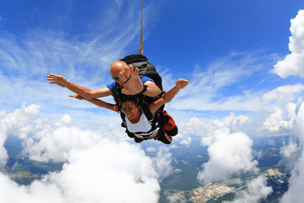 skydiving florida, unique bucket list ideas, cool bucket list ideas, unique bucket list ideas, cool bucket list ideas