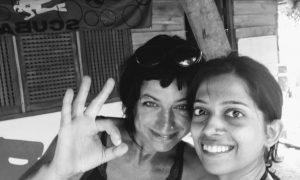 Life as a Scuba Diving Instructor featuring Cinzia