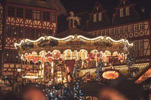 Frankfurt, Germany Christmas market